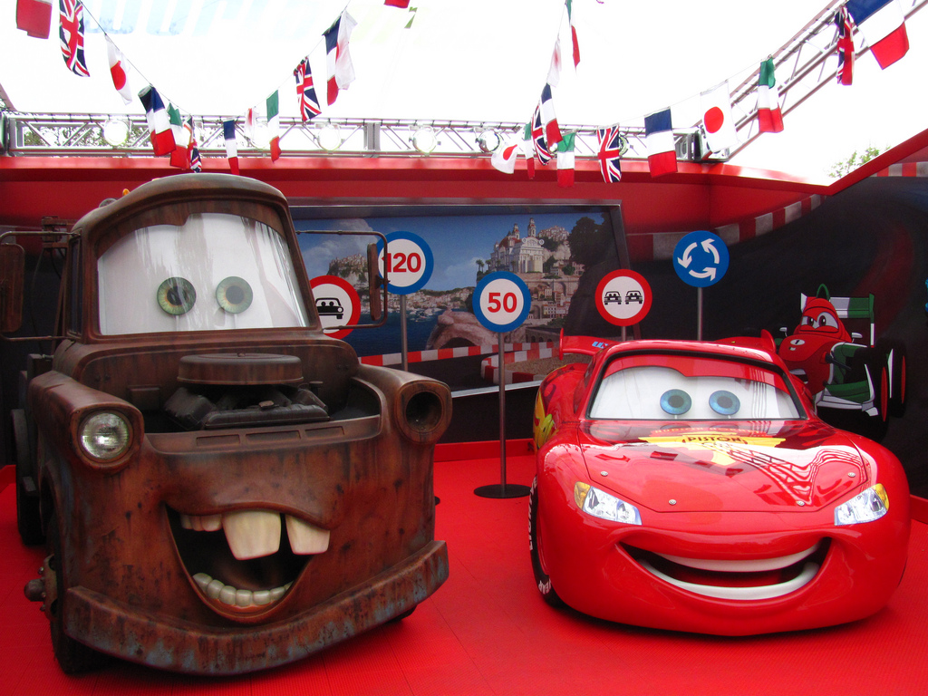 Favorite Toy Characters 5 Disney Cars Characters Kids Toys News