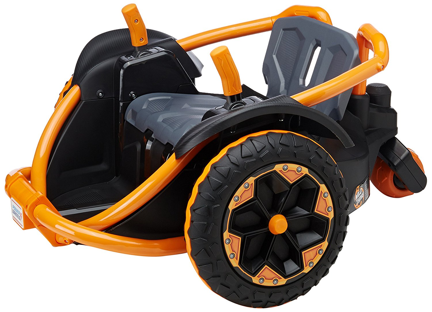 Fisher-Price Power Wheels 12-volt Wild Thing Review - Kids