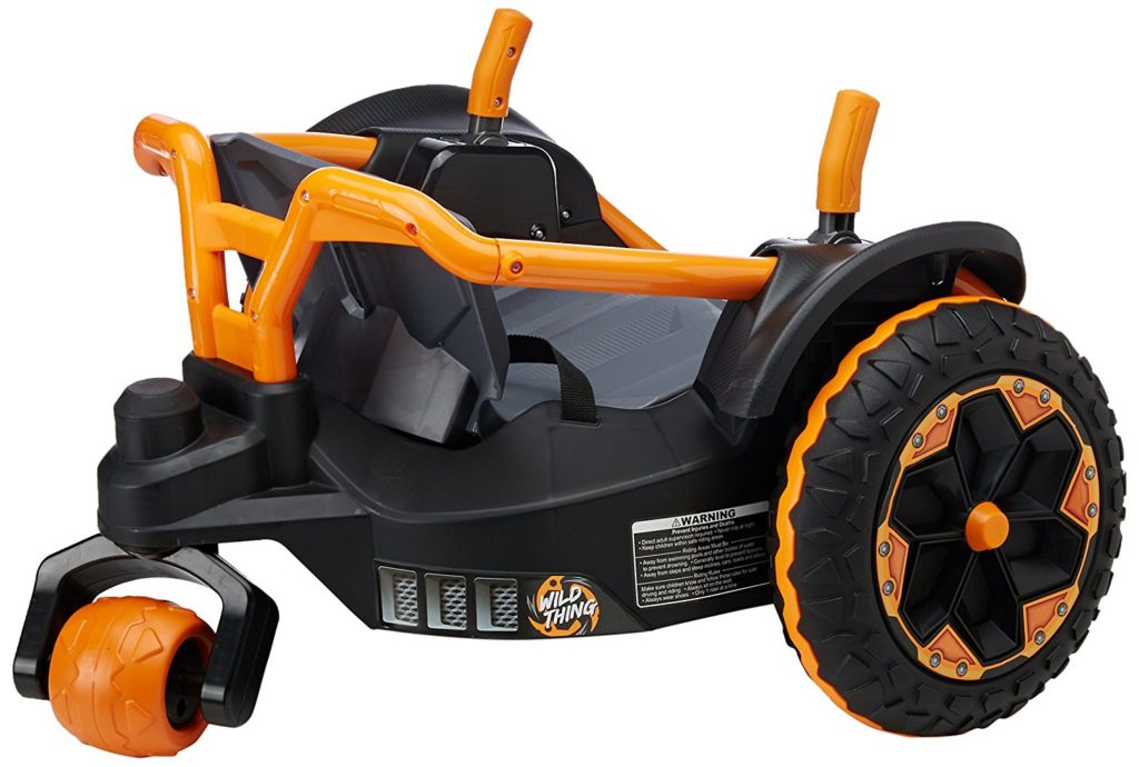 Fisher-Price Power Wheels 12-volt Wild Thing Review - Kids Toys News