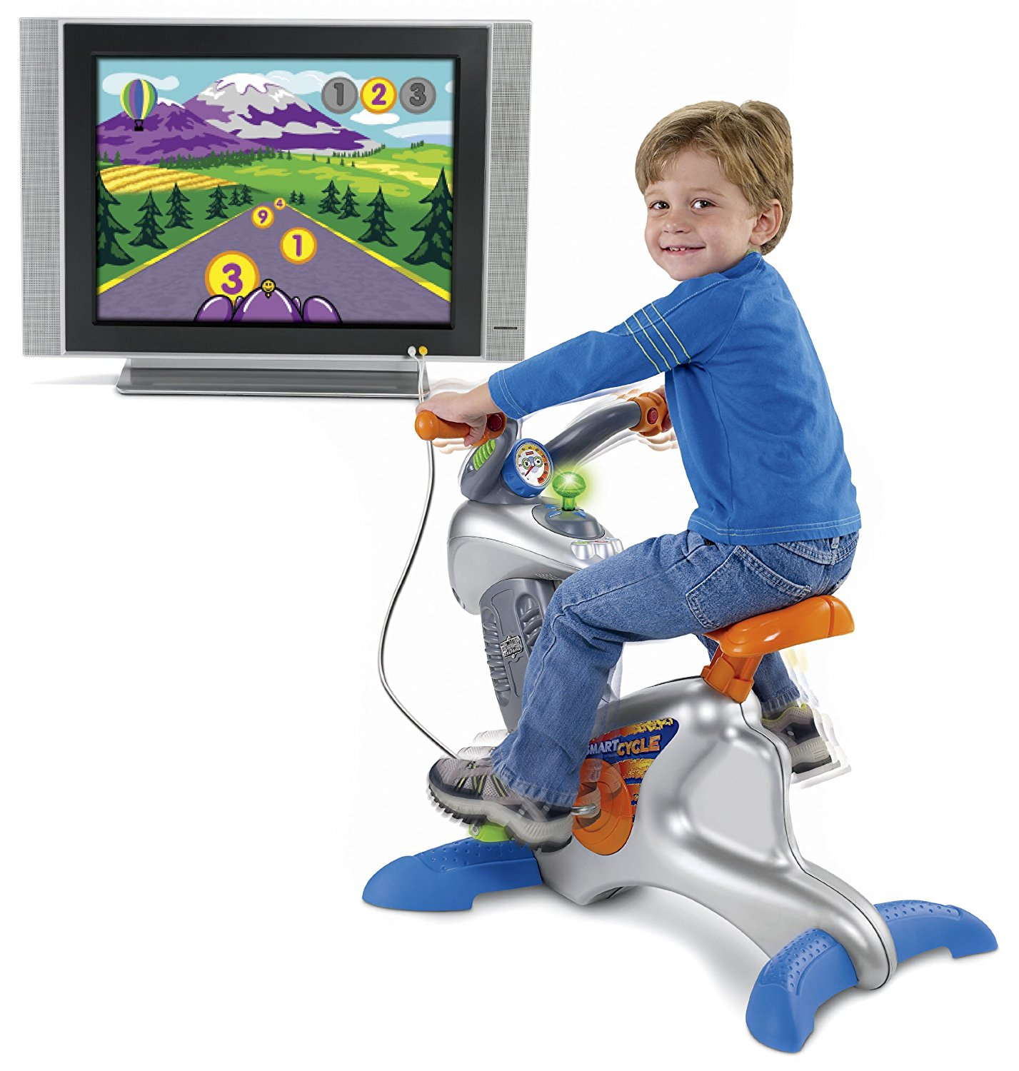 Fisher Price Smart Cycle Extreme Review Kids Toys News