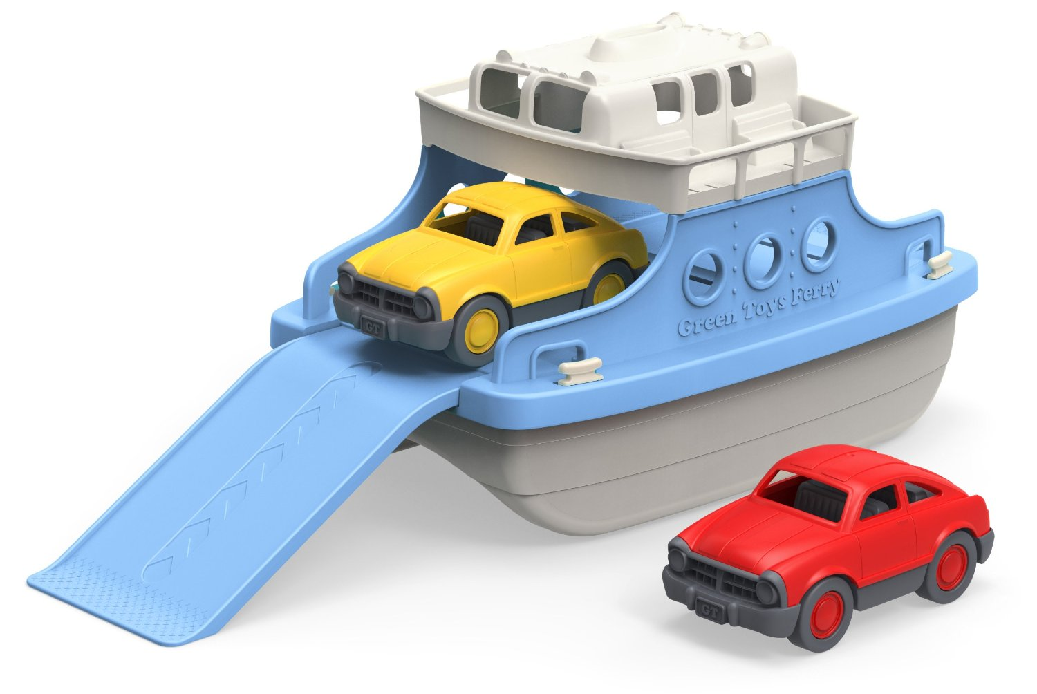 Green Toys Mini Ferry Boat Toy Review - Kids Toys News