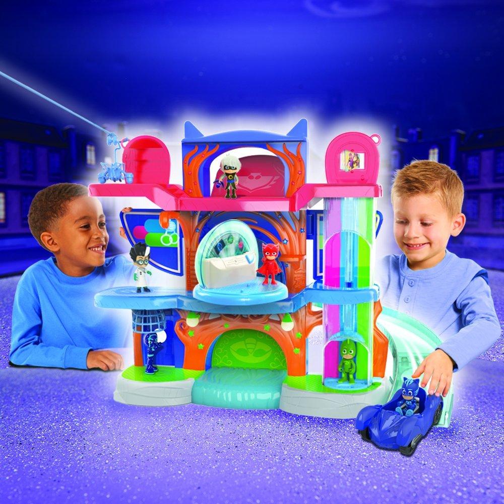 Pj Masks Headquarter Play Set Review Kids Toys News