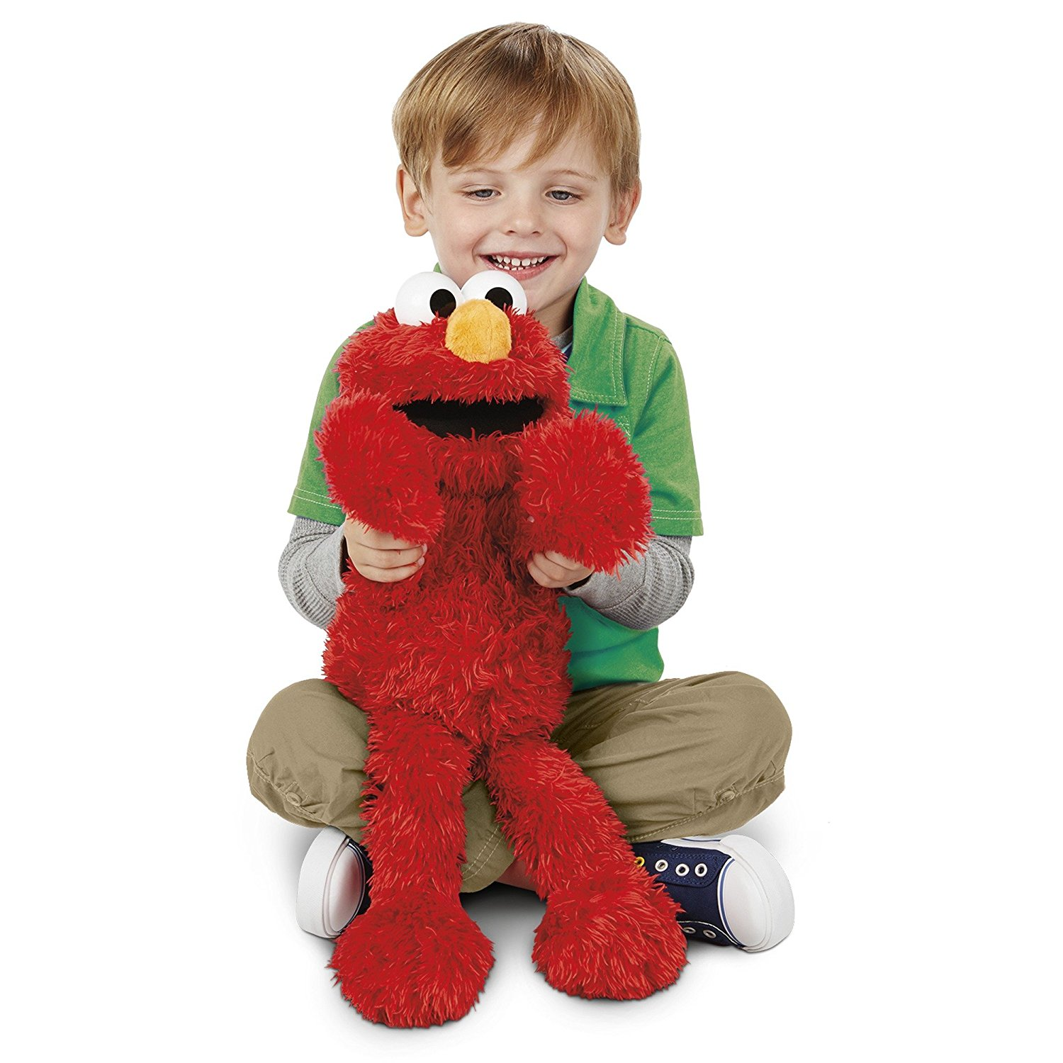 Play All Day Elmo Review Kids Toys News