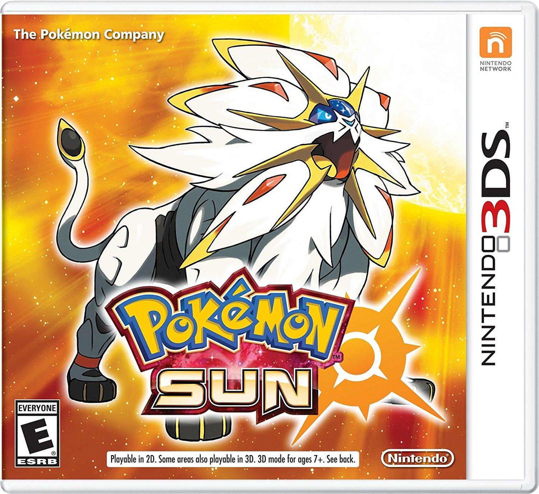 pokemon moon & pokemon sun review - kids toys news
