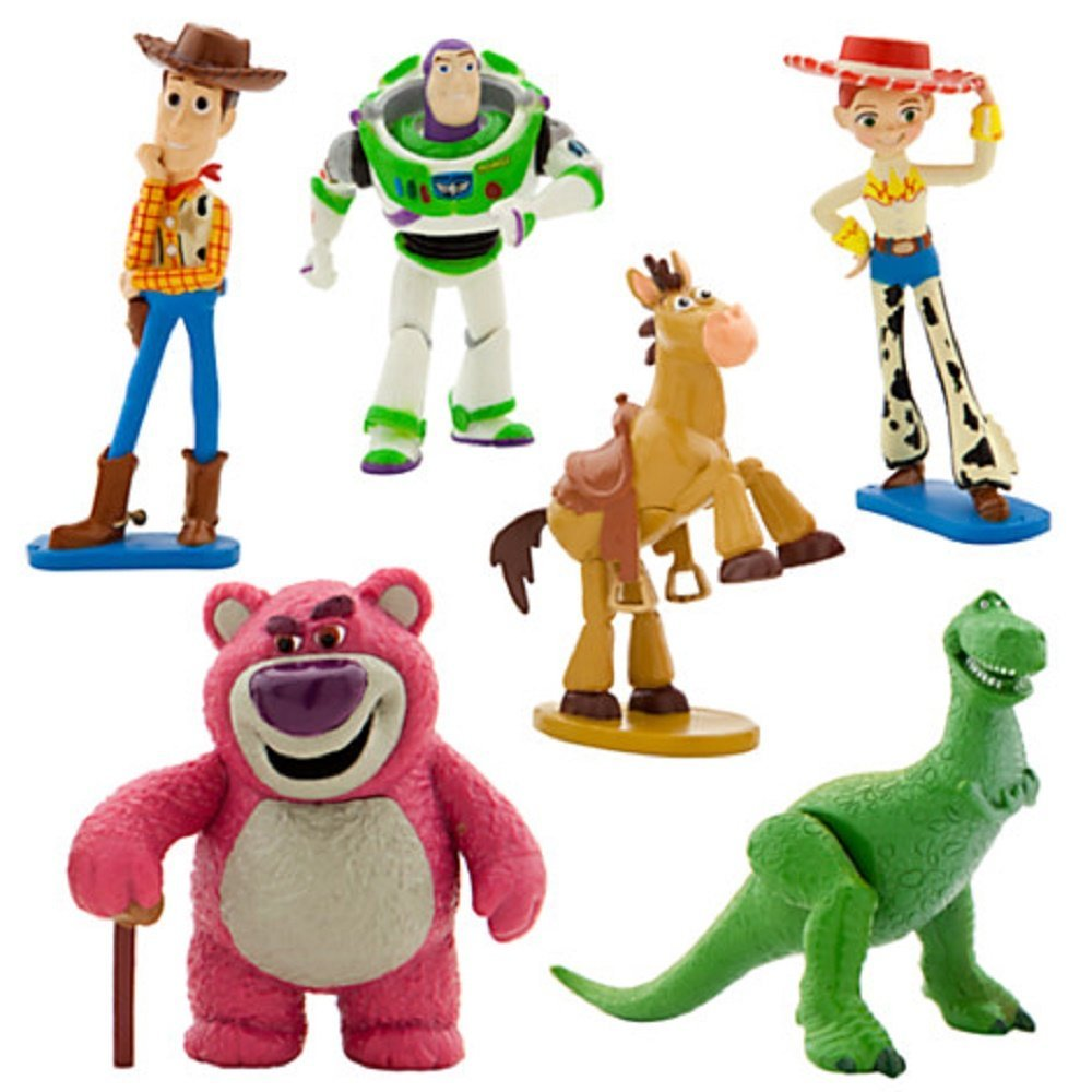 Toy Story Toys : Favorite toy characters — story kids