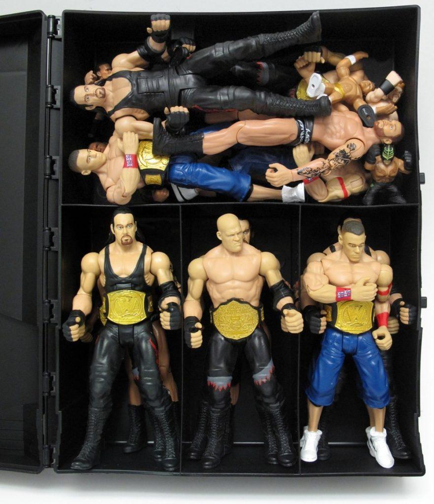 WWE Wrestling Action Figures