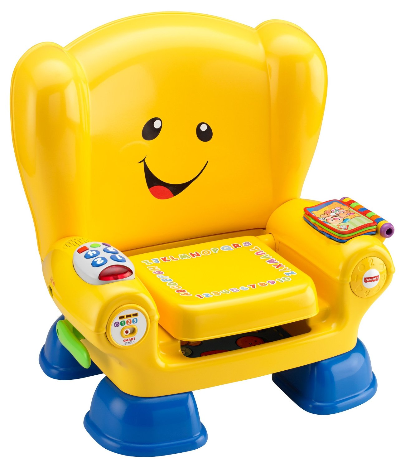 Fisher Price Laugh & Learn Smart Stages Chair Review Kids Toys News