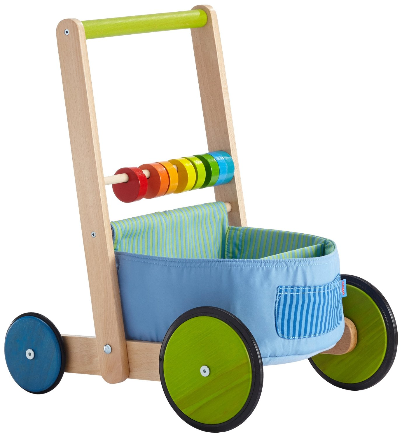 HABA Color Fun Walker Wagon Review Kids Toys News