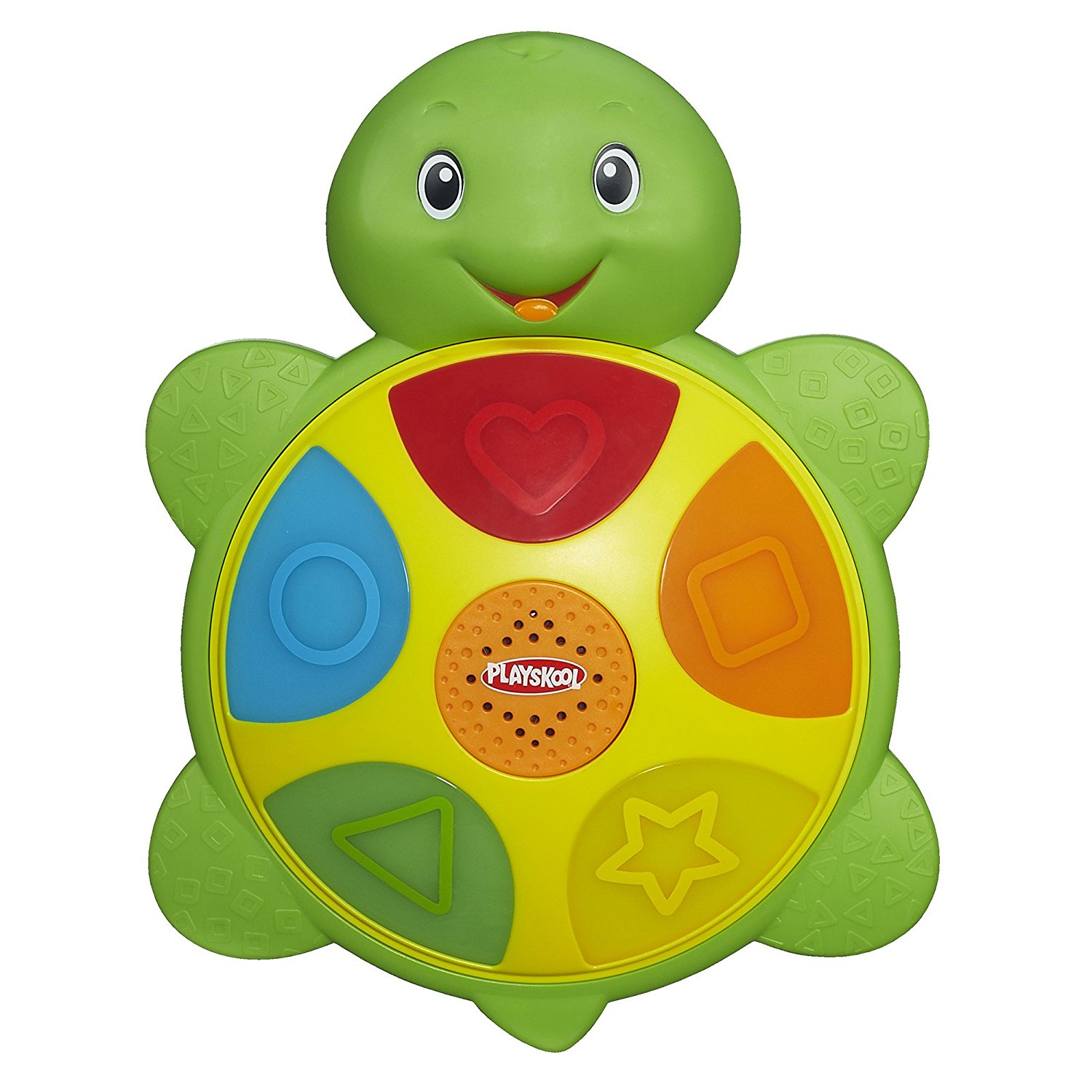 Playskool Elefun & Friends Shapes \'n Colors Turtle Review - Kids ...