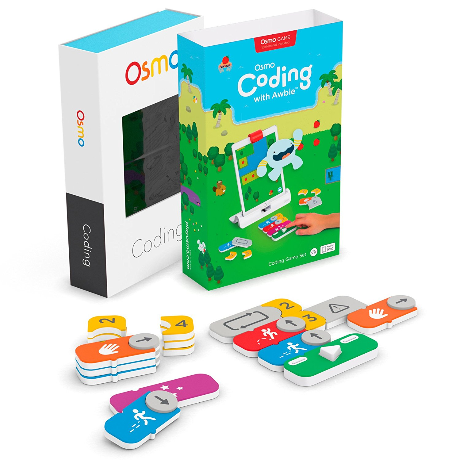 Osmo Coding Game Add on Review Kids Toys News