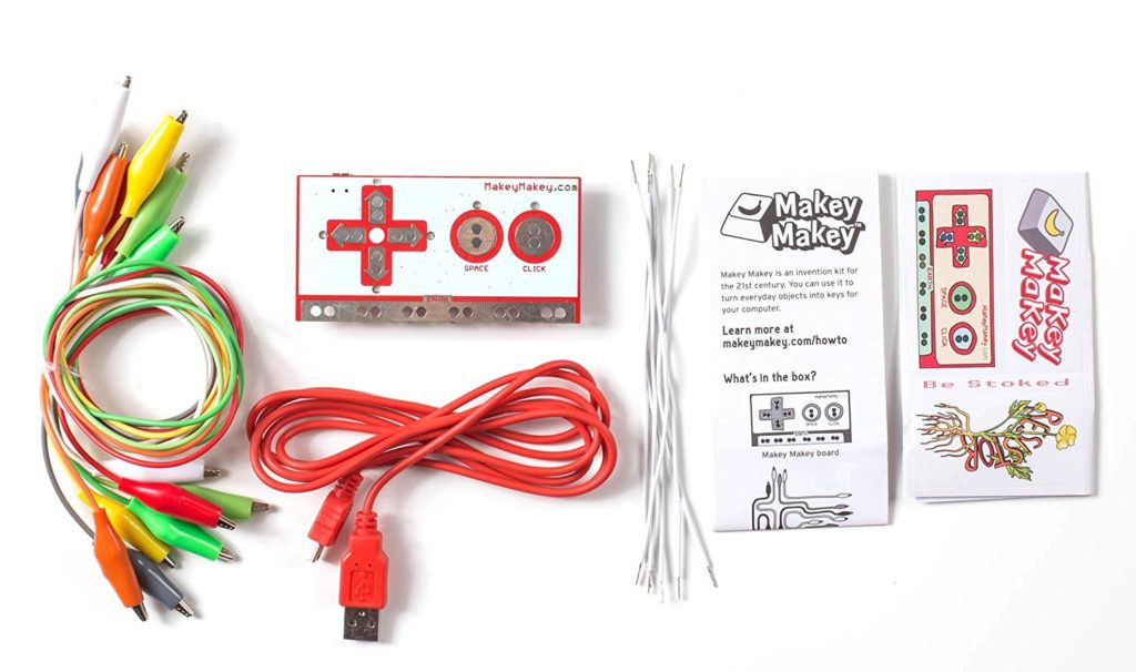 Toys For 9 Year Olds Can Invent : Makey review kids toys news