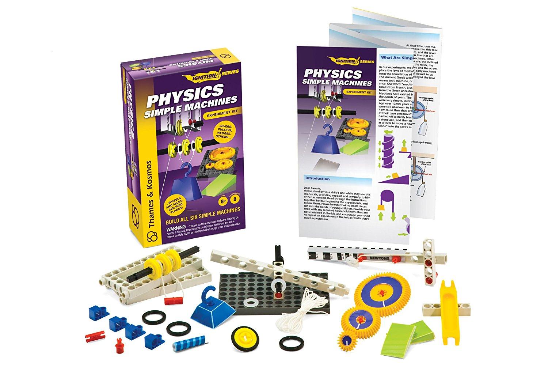 Умные игрушки физика