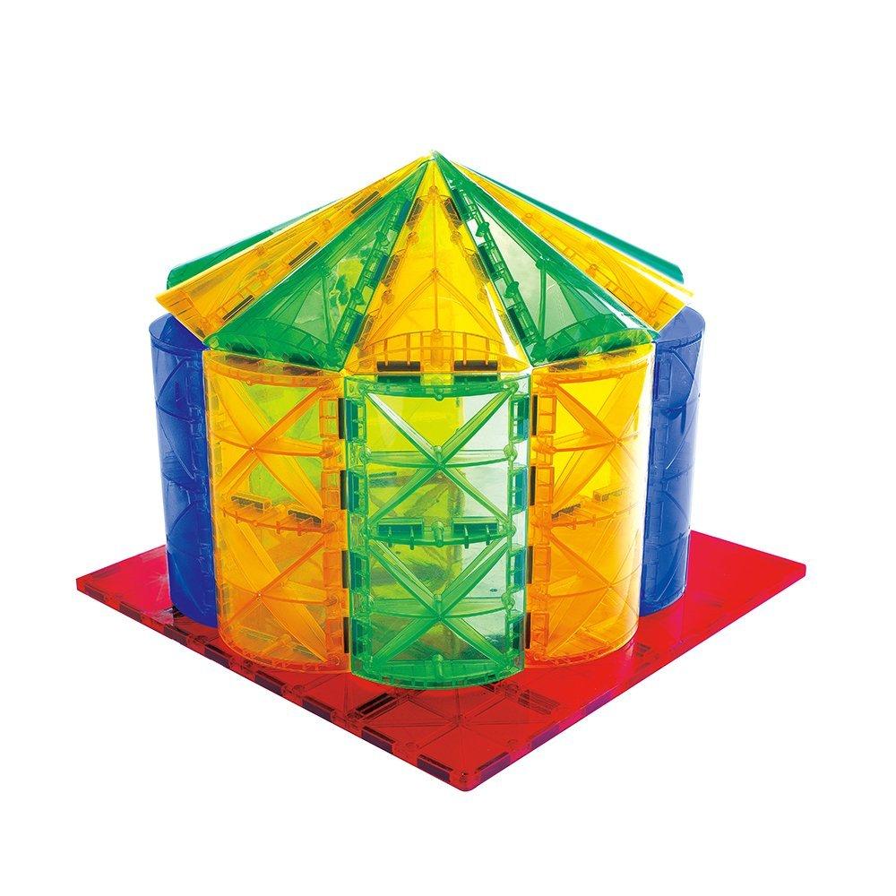 Mag Genius Award Winning Building Magnet Tiles Toy