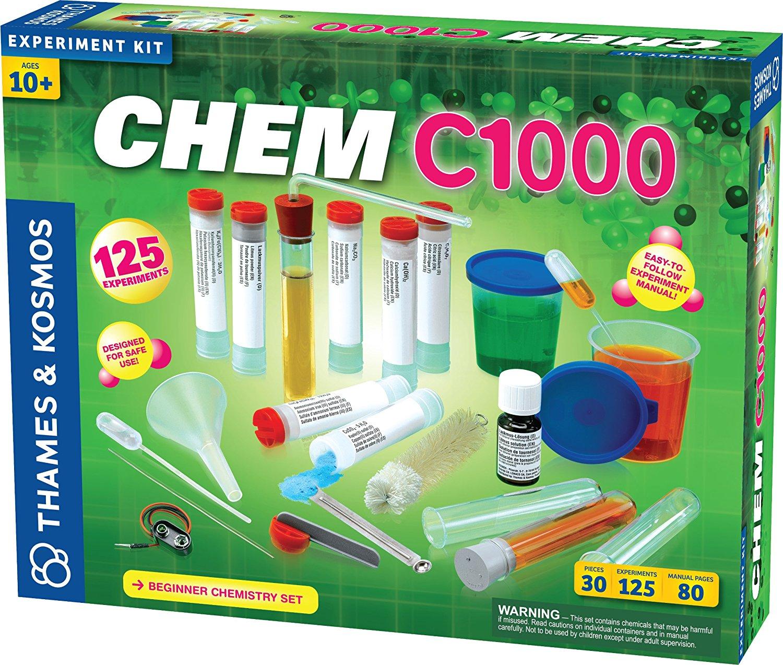 Top 10 best selling thames kosmos stem toys chemistry kids thames amp kosmos chem c1000 solutioingenieria Gallery