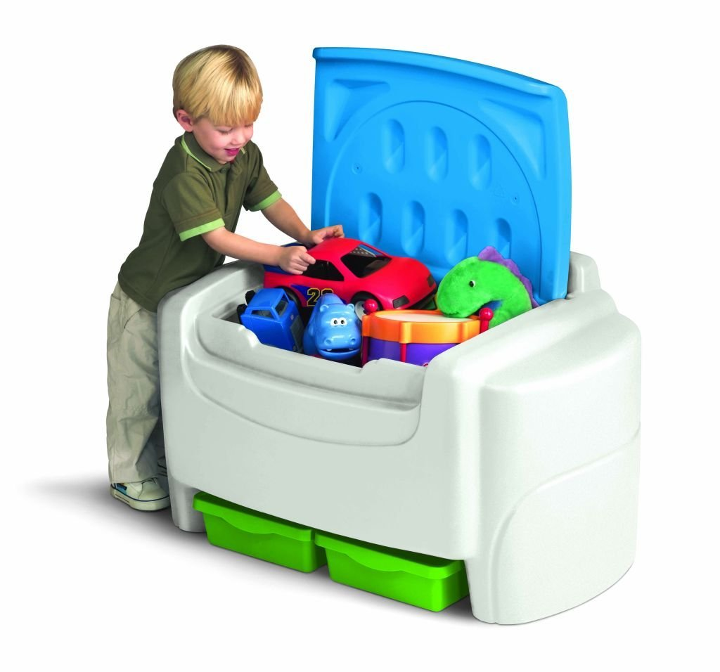 Holds 6 Cubic Feet Of Toy Storage