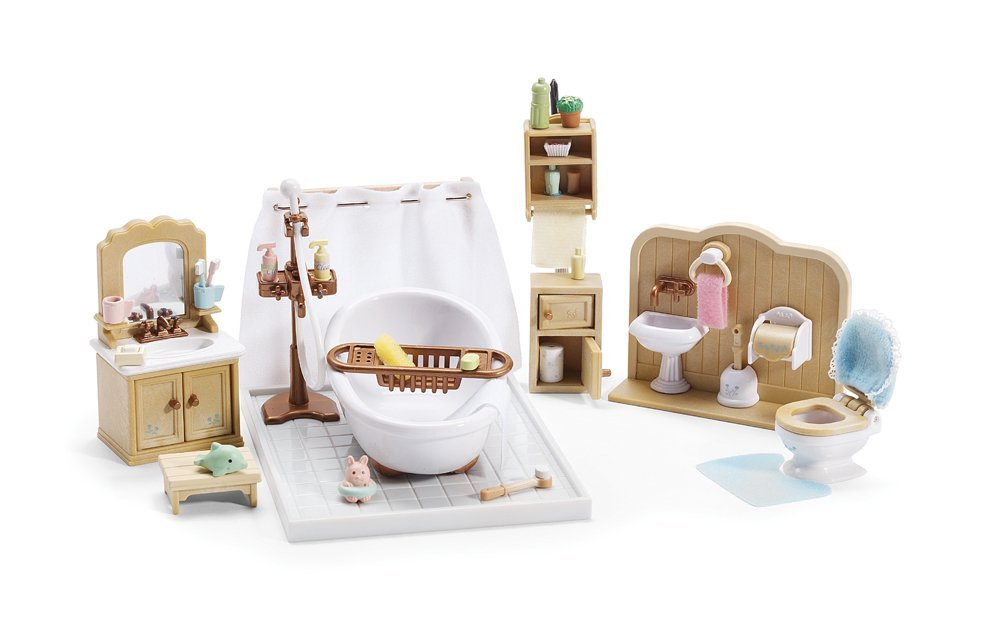 25 best toys gift ideas for 4 year old boys and girls in - Calico critters deluxe living room set ...