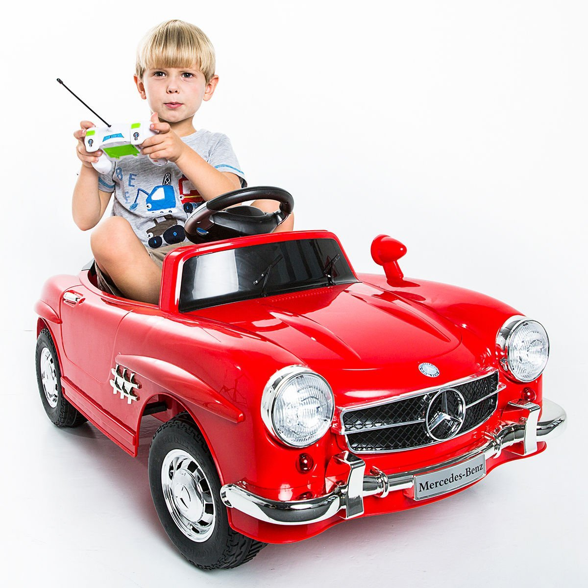 Top 15 best selling electric cars toy review in 2018 for Mercedes benz toddler car