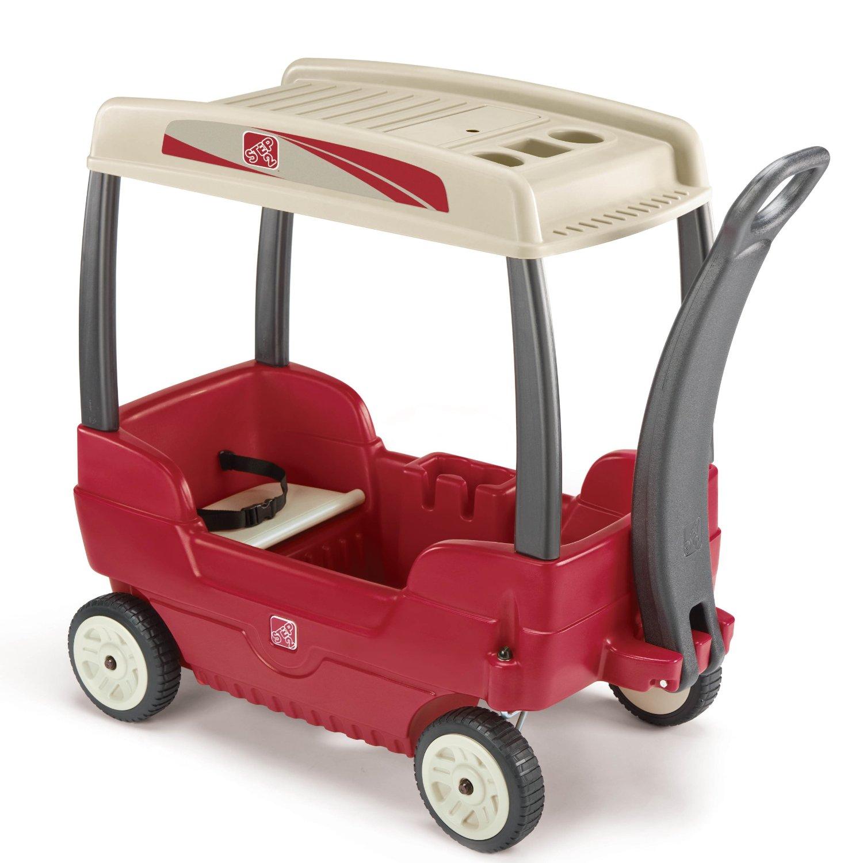 Step2 Canopy Wagon Kids Toys News
